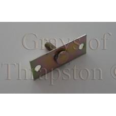 Top Fixing Plate Headlamp